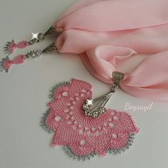 3d Pen, Scarf Jewelry, Needle Lace, Diy And Crafts, Crochet Earrings, Elsa, Arkansas, Long Scarf, Scarves