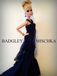 2007 BARBIE BADGLEY MISCHKA E LIVE FROM THE RED CARPET L9593 MATTEL