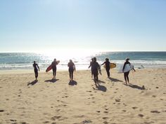 Learn Surf and Spanish in the south of spain. www.lajanda.org