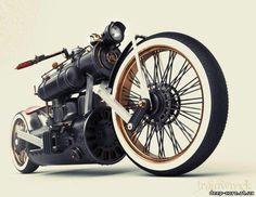 Stimpank bike