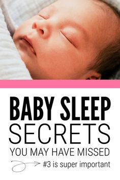 These key baby sleep secrets are all too easily missed in the arguments over cry it out and no-cry sleep solutions but they are more important for helping newborn and older babies and parents sleep better than either method. #babysleeptips #babysleepsolutions #babysleep #newbornsleep #newbabysleep Help Baby Sleep, Kids Sleep, Good Sleep, Sleep Better, Newborn Care, Baby Outfits Newborn, Newborn Babies, Newborn Schedule, Baby Sleep Schedule
