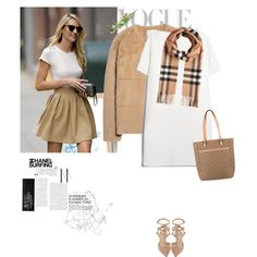1 day for christmas! by sweet-fashionista on Polyvore featuring polyvore fashion style MANGO Valentino Christian Dior Burberry sweet StreetChic