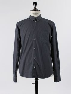 Printed Shirt Stoey from Mads Norgaard