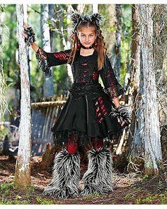 Halloween Shopaholic: Creepy Werewolf Costumes for Ladies, Babies and Girls