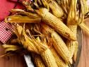 Get this all-star, easy-to-follow Grilled Corn on the Cob with Chili-Lime Butter and Cotija Cheese recipe from Food Network