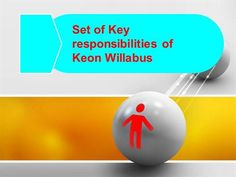 Best Human Resource Manager Keon Willabus by keonwillabus via authorSTREAM