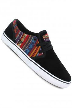 Fallen The Easy Shoe (black native) | #skatedeluxe #sk8dlx