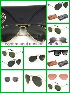cccc85894 aproveite essa oferta óculos de sol ray ban aviador, hexagonal, Justin  escolha o seu