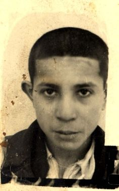 Baranow, Poland, A Jewish boy who perished in the Holocaust. Over 1.6 million children were murdered during holocaust