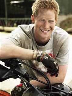 biker harry