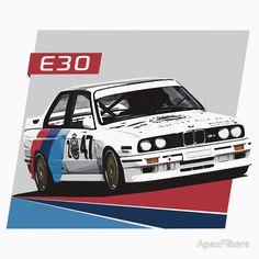 BMW M3 (e30) WTCC Race Car