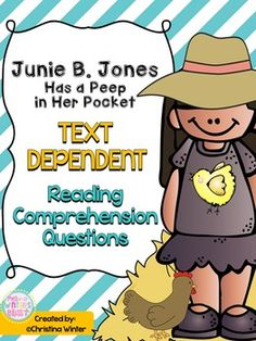 Junie B. Jones has a