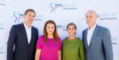 Romanian PR agency The Practice has joined MSLGROUP, the strategic communications and engagement company of Publicis Groupe, and will operate under a new name, as MSLGROUP The Practice. | Sebastian Hejnowski, @oanabulexa, @monicajitariuc, Anders-Kempe (L to R)