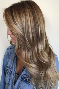 Gorgeous fall hair color for brunettes ideas (33)