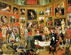 The Royal Collection: The Tribuna of the Uffizi