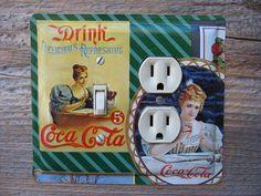 Coke Coca Cola Collectibles Lighting Decor Outlet by tincansally