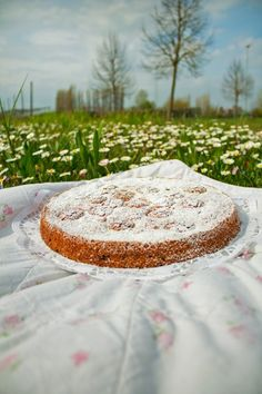 TORTA DI AMARETTI | Poesie di zucchero e farina