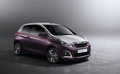 Nouvelle Peugeot 108 : photos et infos techniques
