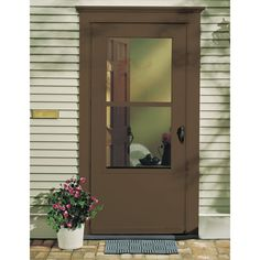1000 Images About Front Door On Pinterest Storm Doors