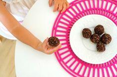 nut free bliss ball recipe 2