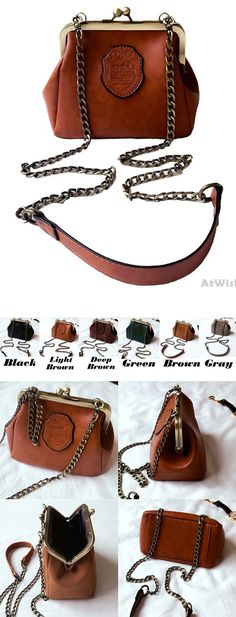 0b9f9ac96 Retro Crip Shell Shape Metal Chain Belt Elegant Small PU Frosted Shoulder  Bag for big sale