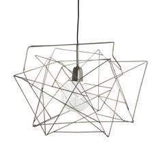 Asymmetric Lampeskjerm, Metall, House Doctor