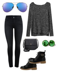 """""""Sun Day"""" by lexxoxoxo on Polyvore featuring Gap, WithChic and Kate Spade"""