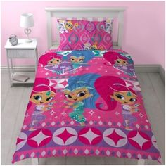 Shimmer and Shine Shimmer and Shine Reversible Single Doona Cover Set. Check it out!