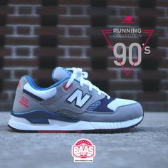 """#newbalance #M530SBP #running #90s #collection #runningcollection #sneakerbaas #baasbovenbaas  New Balance M530SBP """"90's Running Collection"""" - Now available online - Priced at 99,95 Euro  For more info about your order please send an e-mail to webshop #sneakerbaas.com!"""