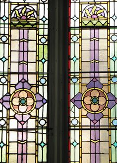 Stained glass | Bridgetown - Barbados
