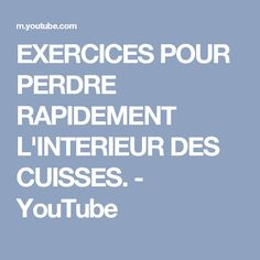 1000 ideas about perdre des cuisses on muscler le ventre perdre des cuisses