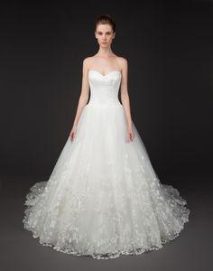 Winnie Couture - 2014 Blush Label Collection  - Tabatha Wedding Dress</p>  <p><a href=