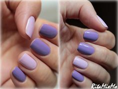 Anny # 225 Lilac powder & OPI NL B29 Do you lilac it?