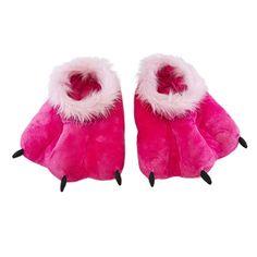 Flamingo Slippers (Adult Small / Medium)