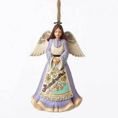 Grandmother Angel Ornamnet