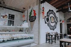 Ada kuliner unik dan lezat yang bisa dicicipi ketika berada di Yogyakarta. Namanya adalah Ciao Gelato Yogyakarta. Di sini, Anda