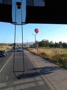 Morning Balloons over Odiaxere