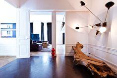 Le kg room: Un haussmannien parisien signé Isabelle Stanislas!