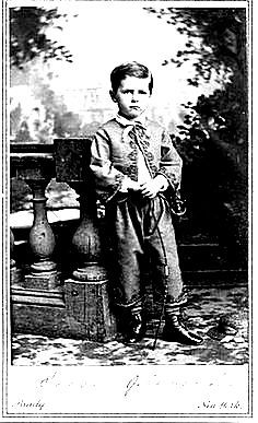 Jesse Root Grant Son of Ulysses S and Julia Dent Grant of the United States American Presidents, Us Presidents, American Civil War, American History, Vintage Photographs, Vintage Photos, American First Ladies, Us History, Family History