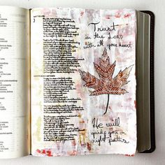 """Proverbs 3:5 """"Trust in the Lord with all your heart, and do not rely on your own understanding; think about Him in all your ways, and He will guide you on the right paths."""" #illustratedfaith #biblejournaling #artjournaling #scripture #art #faith #biblejournalingcommunity #shepaintstruth #hpickeringbiblejournaling"""