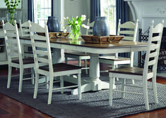 Shop for Liberty Furniture 7 Piece Double Pedestal Table Set, and other Dining Room Sets at Bennington Furniture in Bennington, VT. Dining Room Sets, Dining Room Table, A Table, Kitchen Tables, Dining Chairs, Double Pedestal Dining Table, Solid Wood Dining Set, Cheap Bedroom Furniture, Dining Room Furniture