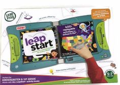 Game Cartridges and Game Books 177916: Leapfrog Leapstart Interactive Learning System For Kindergarten And 1St Grade New -> BUY IT NOW ONLY: $33.99 on eBay!