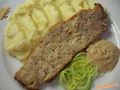 ***... Meatloaf, Hamburger, Food, Meal, Hamburgers, Essen, Hoods, Burgers, Meals