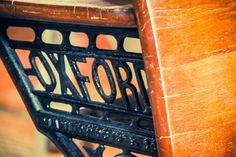 Old Oxford School Desk Color Print by RedHedgePhotos on Etsy, $9.99 #etsy #etsyshop #handmade #photography #art #etsyseller