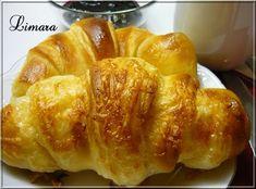 Reggel sütött, hűtőben éjszakázott croissant