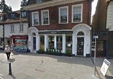 Tony Tobin  The Dining Room 59 High St Reigate Rh2 9Ae 01737 Captivating Dining Rooms Reigate Review