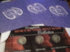 Complete silver dime set in cardboard case by InsultrOfArizona