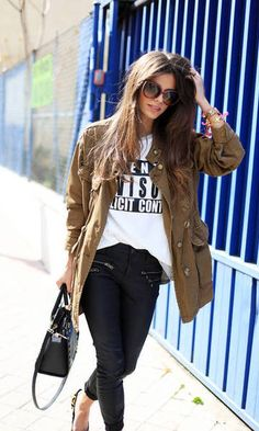 Moda it - Look: T-shirt + Saia | Moda it
