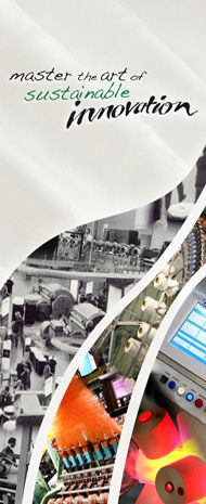 ITMA, the world's most established textile and garment machinery exhibition, will put the spotlight on innovations that promote sustainability for its 17th presentation in Milan, Italy, in 2015