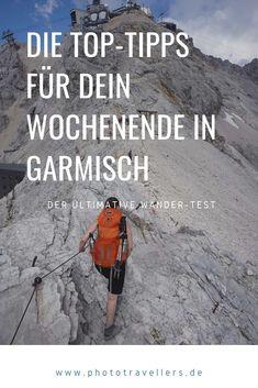 Garmisch-Partenkirchen: Our top 10 most beautiful hikes Bachelor Night, Beach Ready, Weekend Trips, Winter Sports, Bergen, Outdoor Travel, Alps, Small Towns, Wonderful Places